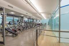 Gym and Squash Courts